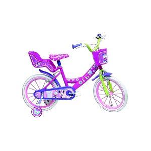 "Vélo fille Minnie 16"""