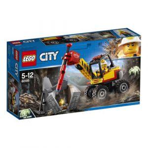 Lego 60185 - City : L'excavatrice avec marteau-piqueur