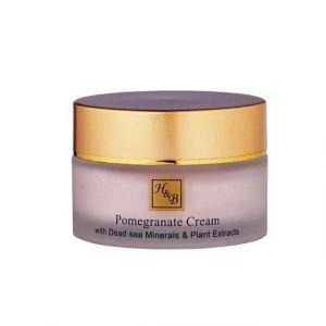 Health & Beauty Dead Sea Minerals - Crème raffermissante à la grenade