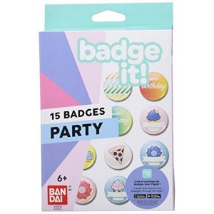 Bandai Recharge Badge it ! - Party