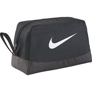 Nike Club Team Swoosh Toiletry Bag Trousse de toilette, 27 cm, Noir