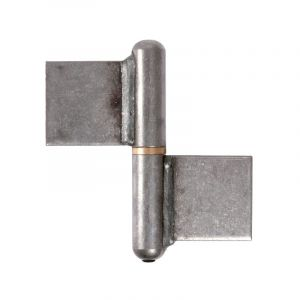 Faure Paumelle à souder - 60 mm - Noeud plat - Torbel industrie
