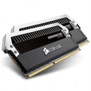Corsair CMD8GX3M2A1866C9 - Barrettes mémoire Dominator Platinum 2 x 4 Go DDR3 1866 MHz CL9 240 broches