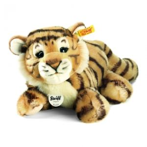 Steiff Peluche Bébé tigre-pantin Radjah 28 cm