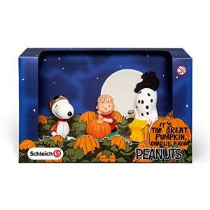 Schleich Snoopy scene Halloween