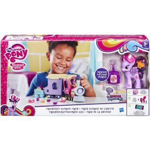 Hasbro My Little Pony Train de l'amitié