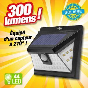 Outiror Projecteur solaire 44 LED
