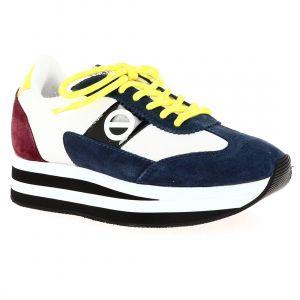 No Name Chaussures flex jogger nylon bleu - Taille 36,37,38,39,40