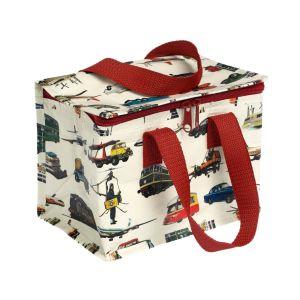 Sac Repas Vintage Transport Isotherme / Lunch Bag