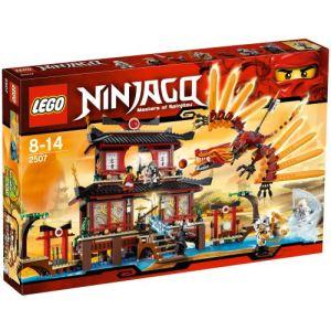 Lego 2507 - Ninjago : Le temple de feu