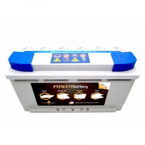 AGM Power battery Batterie décharge lente 12v 105ah