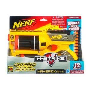 Hasbro Nerf N-Strike Maverick Bonus