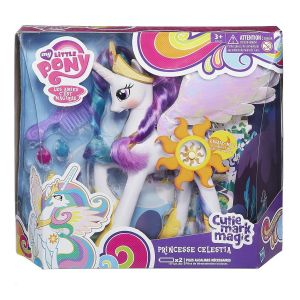 Hasbro My Little Pony Princesse Celestia électronique
