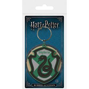 Pyramid International Harry Potter Porte-Clés Caoutchouc Slytherin 6 Cm
