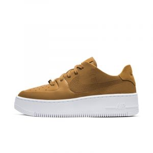 Nike Chaussure Air Force 1 Sage Low LX pour Femme - Marron - Taille 43 - Female