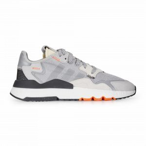 Adidas Nite Jogger Boost Originals Gris/orange 42 Homme