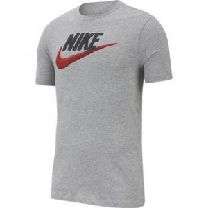 Nike T-shirt Tee Brand Mark Gris - Taille EU S,EU M,EU L,EU XL