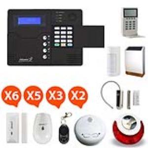Atlantic's ST V Kit 13 - Alarme GSM sans fil
