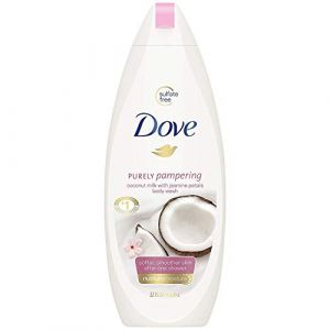 Dove Mon Soin Cocooning - Douche soin nourrissante au lait de coco et pétales de jasmin - 500 ml