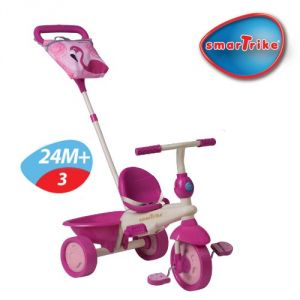 SmarTrike Tricycle Safari Flamant