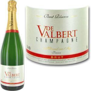 Henry de Valbert Brut Réserve - Champagne