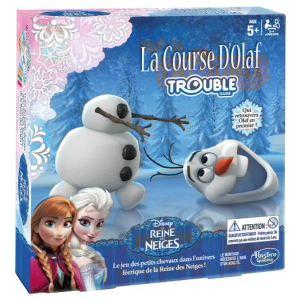 Hasbro La course d'Olaf