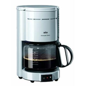 Braun KF 47 - Cafetière électrique Aromaster