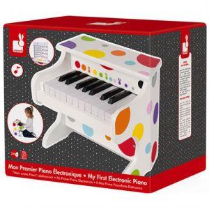 Janod Mon premier piano électronique Confetti