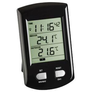 TFA Dostmann 30.3034.01 Ratio - Thermometre Radio Piloté
