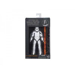 Hasbro Clone Trooper 15 cm : figurine Star Wars The Black Series