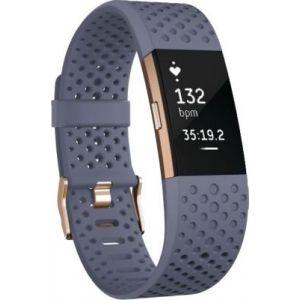 Fitbit Bracelet connecté Charge 2 SE Rose Gold L