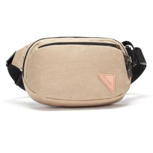 PacSafe Vibe 100 4 l - Sac banane taille 4 l, coyote