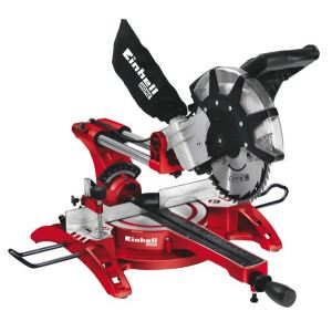 Einhell TH-SM 2534 Dual - Scie à onglet radiale