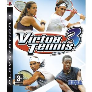 Virtua Tennis 3 [PS3]