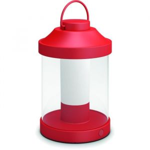 Philips Lampe d'ambiance ABELIA ROUGE