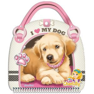 Play Bac Lili Chantilly - Tout pour dessiner mes chiens