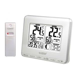 La Crosse Technology WS6812 - Station météo avec capteur de température intérieure/extérieure