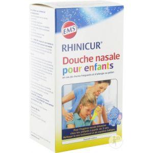 Rhinicur Douche nasale pour enfants