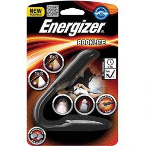 """Energizer Booklite - Lampe de lecture LED """"mains libres"""""""