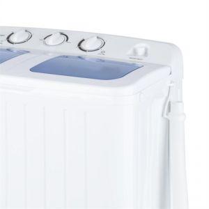 OneConcept Ecowash XL - Machine à laver 4,2 kg