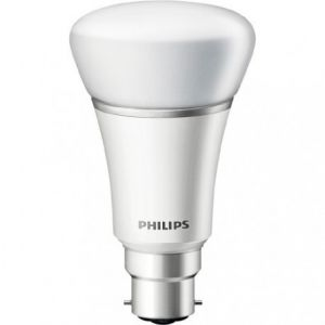 Philips Master Ampoule LED 7 W (équivalent) B22 à baïonnette, Blanc chaud, à intensité variable