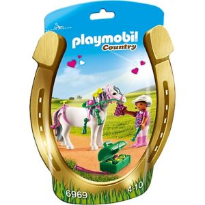 Playmobil 6969 - Bijoux-Poney Chouchou