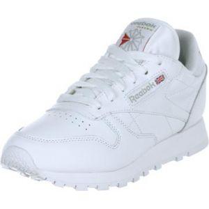 Reebok Class Lea, Chaussures multisport femme, Blanc, 38 EU