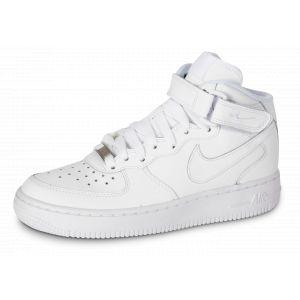 Nike Air force 1 mid jr blanc 36