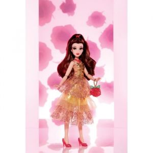 Hasbro Disney Princesses - Poupée Princesse Disney Série Style Belle - 30 cm