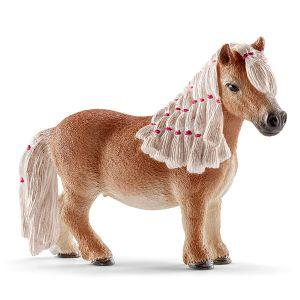 Schleich Figurine Mini jument poney Shetland