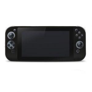 Straße Game Housse Étui Silicone De Protection Pour Console Nintendo Switch - Noir