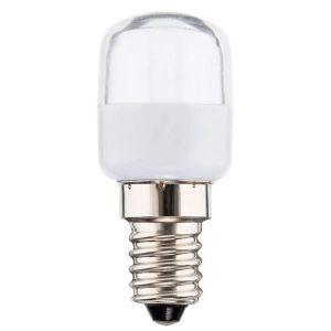Müller-Licht 400261 A +, LED AMPOULE POUR RÉFRIGÉRATEUR, PLASTIQUE, 2,5 WATTS, E14, BLANC, 2.5 X 2.5 X 6 CM