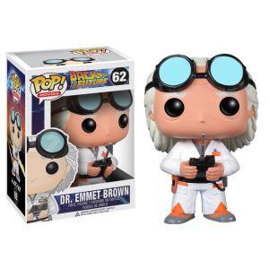 Funko Figurine Pop! Retour vers le futur Dr. Emmett Brown