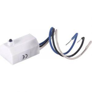 Interbär Interrupteur crépusculaire noir 230 V/AC 8812-006.81